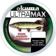 Okuma Ultramax Pike, Green - Fishing Line