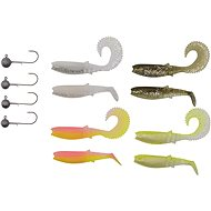 Savage Gear Cannibal Box Kit S, 20pcs - Rubber bait
