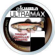 Okuma Ultramax 2oz Trout 0.20mm Grey - Vlasec