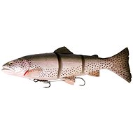 Savage Gear 3D Line Thru Rainbow Trout 20 cm - Nástraha