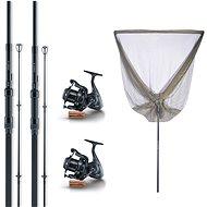 Sonik Xtractor 2 Rod Carp Kit 9' 2,7m 2,75lb - Rybářská sada