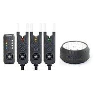 Sonik Gizmo 3+1 Alarm + Bivvy Lamp - Sada hlásičů
