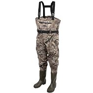 Prologic Max5 Nylo-Stretch Chest Wader w/Cleated - Prsačky
