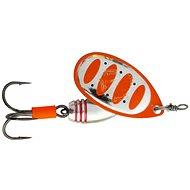 Savage Gear Rotex Spinner5 - 14g 04-Fluo Orange silver - Třpytka