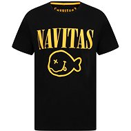 Navitas Kurt Tee Black - T-Shirt