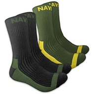Navitas Coolmax Crew Sock Twin Pack vel. 41-45 - Ponožky