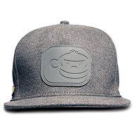 RidgeMonkey APEarel Dropback Snapback Cap Grey