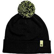 RidgeMonkey APEarel Dropback Bobble Hat, Black