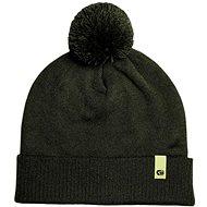 RidgeMonkey APEarel Dropback Bobble Hat Green