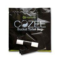 RidgeMonkey CoZee Toilet Bags 5ks - Odpadkový koš