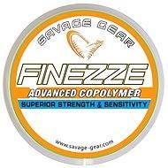 Savage Gear Finezze Mono 300m 0.234mm 9.5lbs 4.31kg Clear