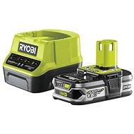 Nabíječka a náhradní baterie Ryobi RC18120-115 - Nabíječka a náhradní baterie