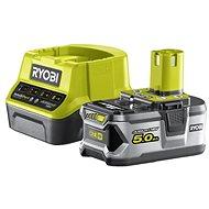 Ryobi RC18120-150 - Nabíječka a náhradní baterie