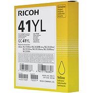 Ricoh GC41YL žlutý - Toner