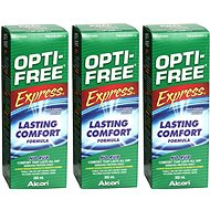OPTI-FREE Express 3 x 355 ml - Sada