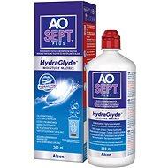 Roztok na kontaktní čočky AOSEPT PLUS s HydraGlyde 360 ml