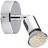 Rabalux - LED Bodové svítidlo GU10/3W/230V - Nástěnná lampa