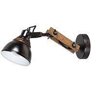 Rabalux - Nástěnné svítidlo 1xE14/25W/230V Černá