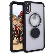 Rokform Crystal Carbon Clear pro iPhone XS / X - Kryt na mobil