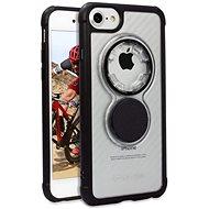 Rokform Crystal Carbon Clear pro iPhone 8 / 7 / 6 / SE 2020, čirý - Kryt na mobil