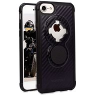 Rokform Crystal Carbon Black pro iPhone 8 / 7 / 6 / SE 2020, černý - Kryt na mobil