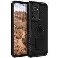 Rokform Kryt Rugged pro Samsung Galaxy S21 Ultra, černý - Kryt na mobil