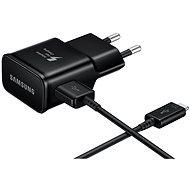 Samsung EP-TA20EW USB-C černá - Nabíječka do sítě