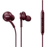 Samsung EO-IG955B by AKG Burgundy - Sluchátka do uší