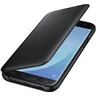 Samsung Wallet Cover Galaxy J5 (2017) EF-WJ530C černé - Pouzdro na mobilní telefon