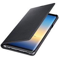 Samsung EF-NN950P LED View pro Galaxy Note8 černé - Pouzdro na mobilní telefon