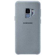 Samsung Galaxy S9+ Alcantara Cover mint