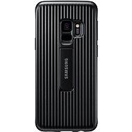 Samsung Galaxy S9 Protective Standing Cover černý - Ochranný kryt