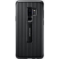 Samsung Galaxy S9+ Protective Standing Cover černý - Ochranný kryt