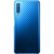 Samsung Galaxy A7 2018 Gradiation Cover Blue - Kryt na mobil