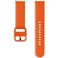 Samsung řemínek pro Galaxy Watch Active Orange - Řemínek