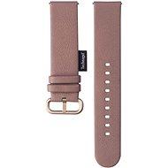 Samsung Kombinovaný řemínek Technogel Galaxy Watch Active 2 20mm růžový - Řemínek
