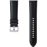 Samsung Kožený řemínek (20mm) černý - Řemínek