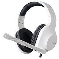Sades Spirits bílá - Herní sluchátka