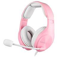 Sades A2 růžové - Herní sluchátka