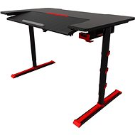 Sades Alpha Red + Spotlight - Herní stůl