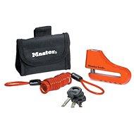 MasterLock 8304EURDPS Disc brake lock with housing - 104mm - Motorcycle Lock