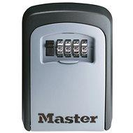 MasterLock 5401EURD Bezpečnostní schránka pro uložení klíčů a přístupových karet - Schránka na klíče