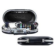 MasterLock 5900EURD Cestovní bezpečnostní schránka - Kufr