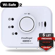 Detektor FireAngel CO W2-CO-10X-EU Wi-Safe 2 - Detektor plynu