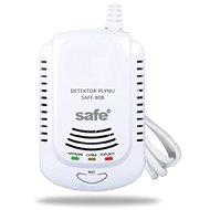 Detektor hořlavých a výbušných plynů SAFE 808 - hlásič zemního plynu - Detektor plynu