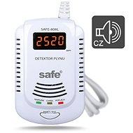 Detektor hořlavých a výbušných plynů SAFE 808L(zemní plyn) - Detektor plynu