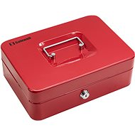 SAFEWELL Money Box 25, Red - Safety box