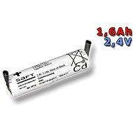 GOOWEI SAFT 2.4V 1600mAh vysokoteplotní (2STVTCs), faston 4.8mm - Jednorázová baterie