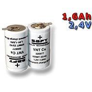 GOOWEI SAFT 2.4V 1600mAh vysokoteplotní (2SBSVTCs) - Jednorázová baterie