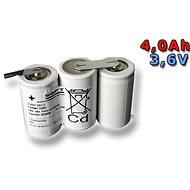 GOOWEI SAFT 3.6V 4000mAh vysokoteplotní (3SBSVTD) - Jednorázová baterie